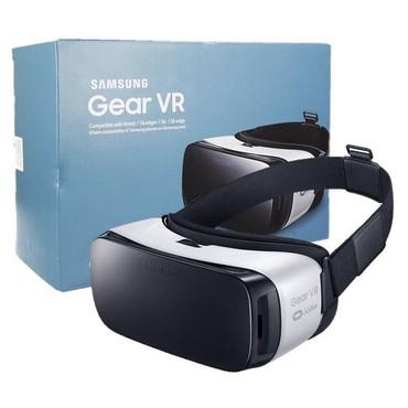 samsung s6 32gb в Кыргызстан: Продаю Samsung Gear VR Только на Samsung S6,7 работает!!!