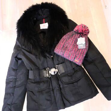 Personalni proizvodi - Srbija: Maximo vunena zimska kapa, veoma topla! Futrovana je celom duzinom sa