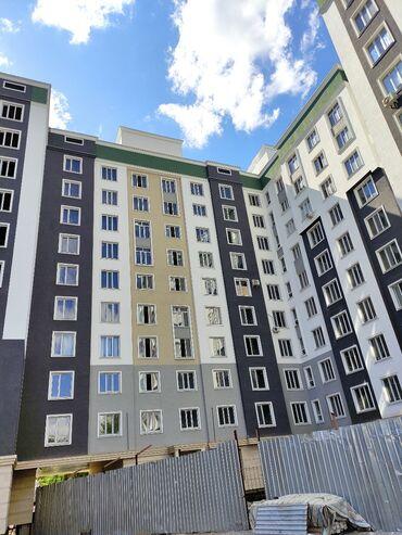 �������������� 1 ������������������ �������������� �� �������������� в Кыргызстан: Элитка, 1 комната, 45 кв. м Неугловая квартира