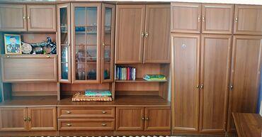 bu shifoner в Кыргызстан: Стенка для гостиной. Вместе со шкафом для одежды
