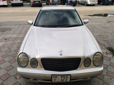 mercedes benz в Ак-Джол: Mercedes-Benz E 320 3.2 л. 2000