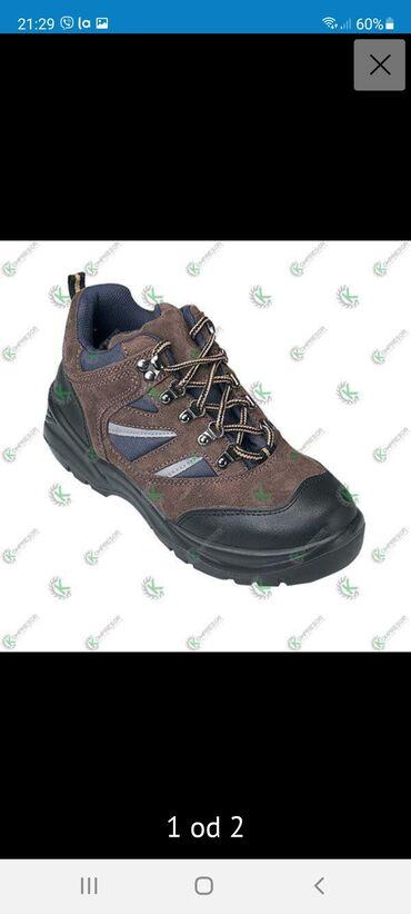 2895 oglasa: Visoke prozračne zaštitne cipele sa reflektirajućim detaljima sa obje