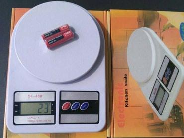 Vaga Digitalna meri od 1grama do 10 kg. - Batajnica