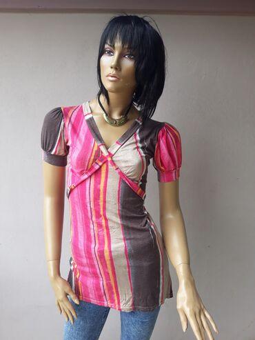 Ženske majice | Srbija: Pronto pamucna tunika bez ostecenjaVelicina MPogledajte i ostale moje