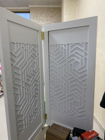 Дом и сад - Кыргызстан: Ширма, дверь. Делалось под заказ из дорогих материалов. Цена символиче
