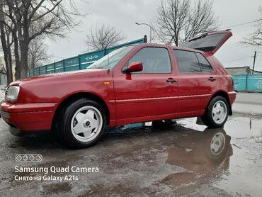 Транспорт - Ат-Башы: Volkswagen Golf 2 л. 1994