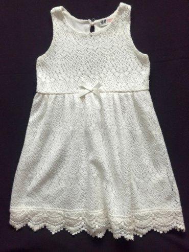 H&M haljina .Veličina 98/104.Uzrast 2-4 godine.Malo nošena ,kao - Belgrade