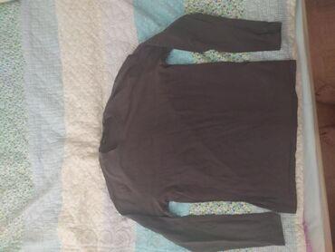 Другая мужская одежда в Кыргызстан: Мужской лонгслив (лёгкая кофта). Б.у. почти новая. Размер 48