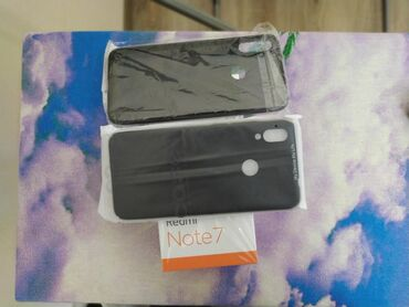Продаю новые чехлы для телефона Redmi note 7 количество 2 шт
