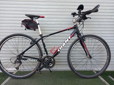 Giant ESCAPE гибридный велосипед Рама алюминиевая SРама широкая есть