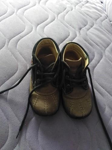 Dečija odeća i obuća - Zitorađa: Falkoto duboke cipelice, u odlicno stanju, br. 23