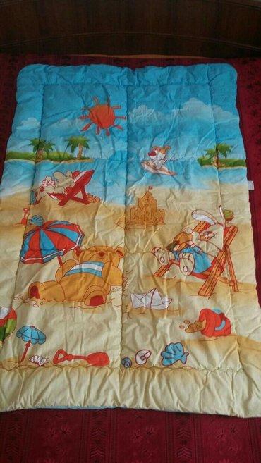 Xırdalan şəhərində синтипоновое одеяло как новое +простынь и пододеяльник. все вместе 25