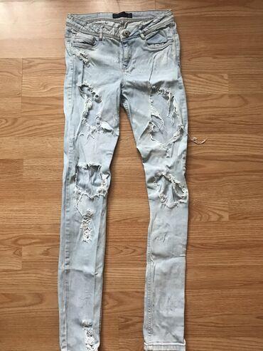 Zara pantalone 36 velicina
