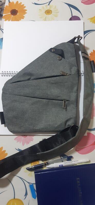 сумка в Кыргызстан: Сумка (барсетка)Очень удобно ходитьМного кормошек,Тетрадь