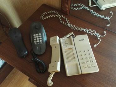 Домашние телефоны. Продаются вмести в Bakı