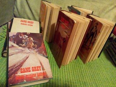 """Knjige iz edicije,,Divlji zapad""""izdate 1977 godine,sedam knjiga u - Ruma"""