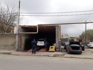 Bakı şəhərində Tecli kupcali 6 obyekle ve evle birlikde  satilir…   sabuncu rayonu