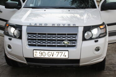 Land Rover - Azərbaycan: Land Rover Freelander 3.2 l. 2007 | 160000 km