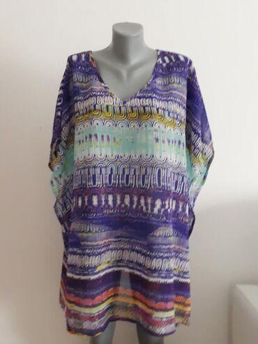 Pantalone bpc - Srbija: Haljina za plazu BPC 44/46 cena 1100poliestersirina ramena 46 sirina