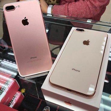 Bakı şəhərində Iphone 8plus gold 64gb hazirda elde var qiymet dollarnandi!