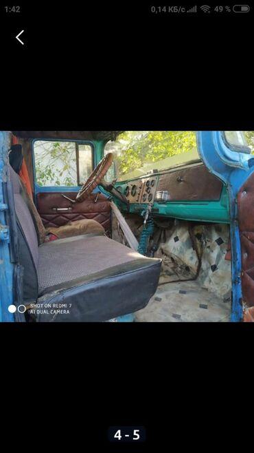 машина урал в Кыргызстан: Зил130состояние выше среднего,резина зад 4 шт.китай почти масло движка