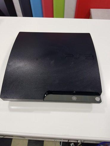 Sony Playstation 3 slim 300GB +играми+оригинал в Ош