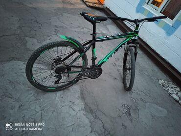 Спорт и хобби - Красная Речка: Продаю скоростной горный велосипед в отличном состоянии все работает
