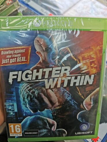 one plus one - Azərbaycan: XBOX ONE fighter within
