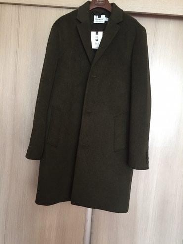 Новое мужское пальто, размер М в Бишкек
