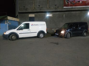 Ford Tourneo Connect 1.8 л. 2005   210000 км