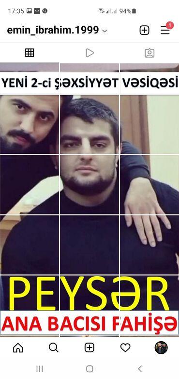 129 elan | İŞ: Emin ibrahimov və ana afət ə görə iş