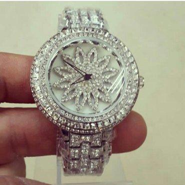 Bakı şəhərində Lux silver shine qadin saati