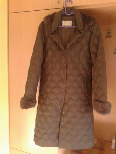Perjana jakna,u savrsenom stanju,kvalitetna,nije puno nosena,prirodno - Valjevo