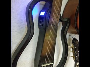 Bakı şəhərində Gitara yeni klassik elektron