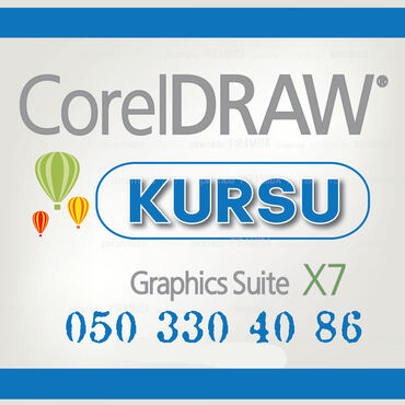excel proqrami - Azərbaycan: Peşəkar Corel Draw kursu Profesional səviyyədə Corel Draw proqramı kur