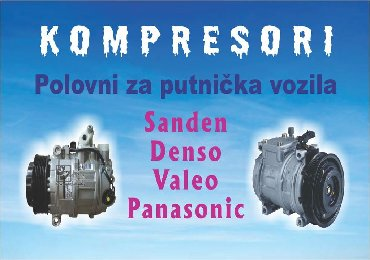 Bmw 5 серия activehybrid 5 - Srbija: KOMPRESORI klime polovno Vw Bmw Opel Mazda Kia Honda Audi Mercedes