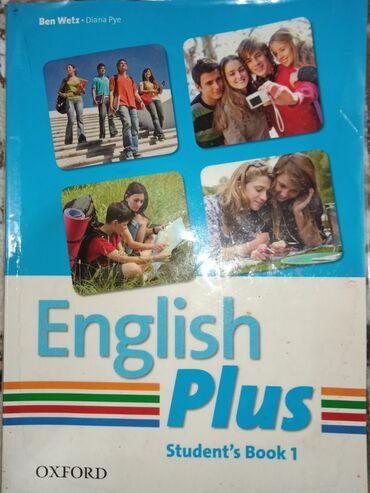 8468 объявлений | КНИГИ, ЖУРНАЛЫ, CD, DVD: English plus student's book 1покупал 2 года назад. Оригинал, покупал в