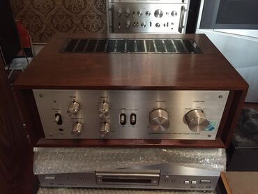 pioneer 6050 в Кыргызстан: Продаю Усилитель Pioneer-SA 6300 в идеальном состоянии,звук