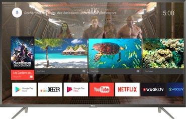 Телевизор TCL размер 43 androidгарантия 3 года доставка бесплатно по