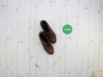 Жіночі шкіряні черевики Vagabond, р. 38    Висота каблука: 6,5 см  Ста