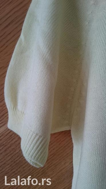 Ajica i džemper u kompletu, doneto iz francuske,  veličina m l - Pozarevac