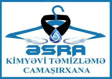 kimyevi temizleme avadanliqlari - Azərbaycan: Kimyevi Temizleme ve Camasirxana xidmetleri her nov paltarlarin quru