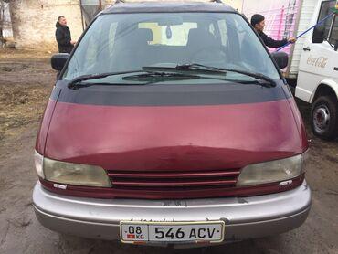 Toyota Previa 2.4 л. 1992
