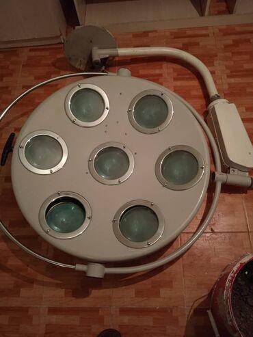 снегокат производства россия в Кыргызстан: Операционная лампа хорошем состоянии. Есть такой же новый в упаковке