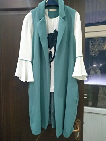 Женская одежда - Кок-Ой: Турецкий тройка оригинал размер 44-46