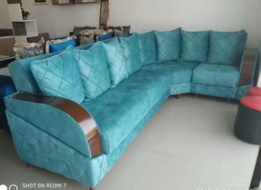 chekhol na divan в Азербайджан: Kunc divan углавой диван diva lar fabrik istehsali mebellerin sklad