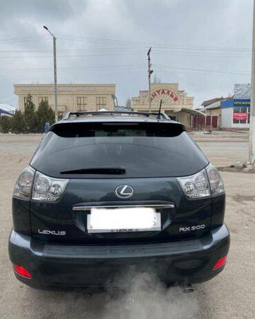 Транспорт - Шевченко: Lexus RX 3 л. 2004   5555 км