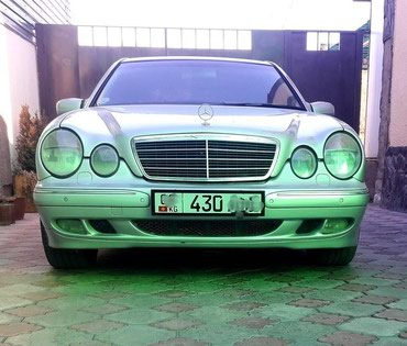 Mercedes-Benz E 430 2001 в Сокулук - фото 7