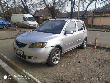 Mazda - Шопоков: Mazda 2 1.6 л. 2003