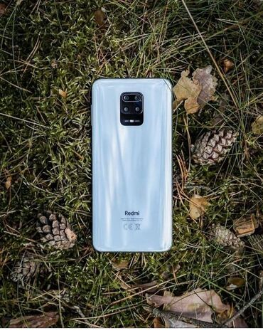 xiaomi redmi note 3 в Азербайджан: Новый Xiaomi Redmi Note 9S 128 ГБ Серый